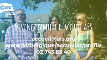 Famille accueil Témoignage 1