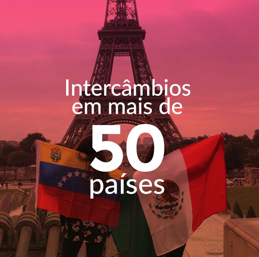 Sobre o AFS - Intercâmbios em mais de 50 países